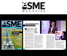 Dale has been featured in eSME