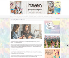 Dale Beaumont has been featured in Haven